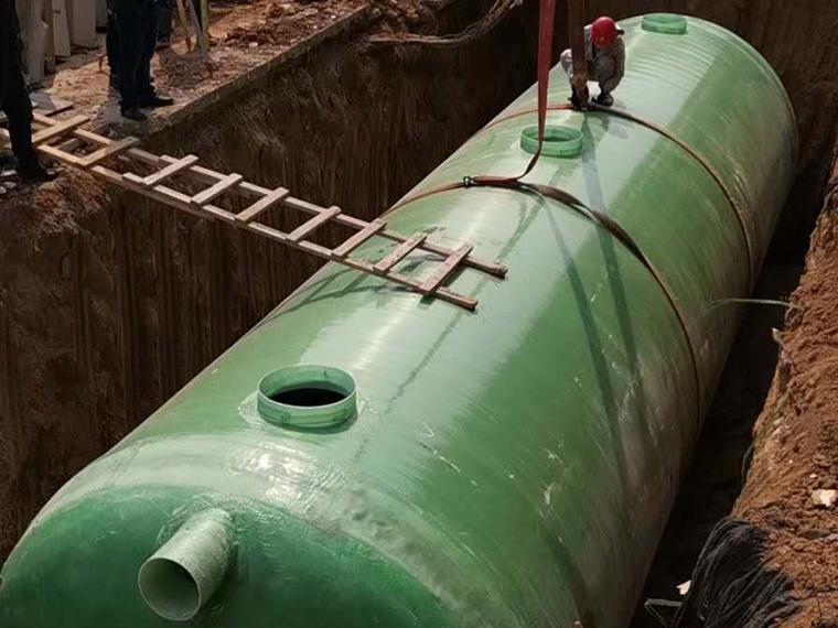 玻璃钢化粪池为什么会得到了一定的使用?